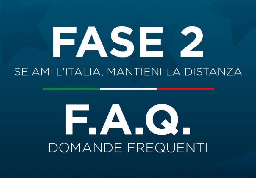 Fase 2 Domande Frequenti Sulle Misure Adottate Dal Governo Ufficio Stampa Basilicata