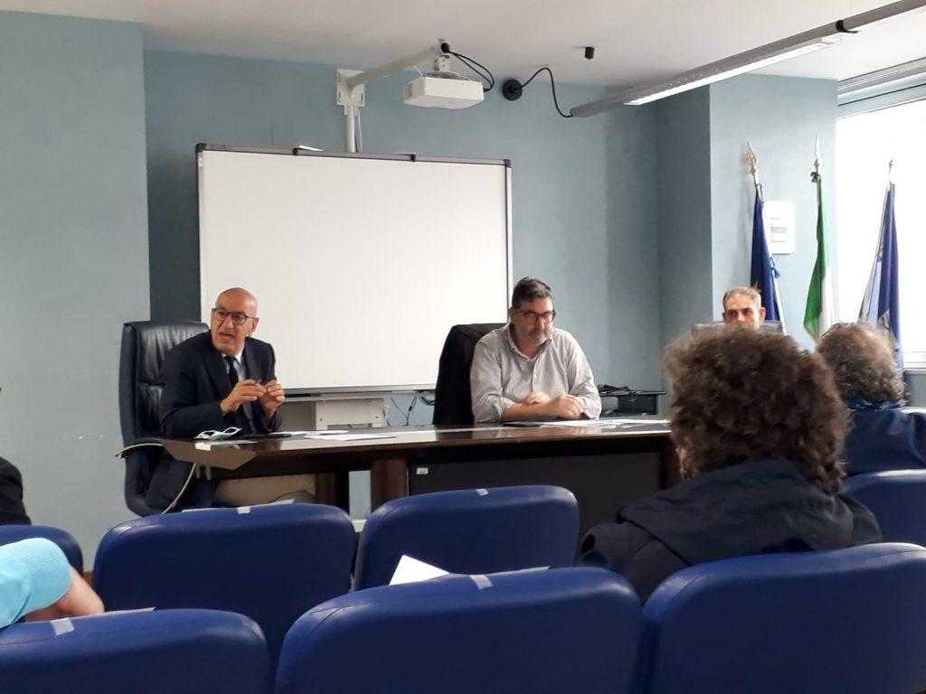 Gestione rifiuti | Incontro Regione Anci - Ufficio Stampa ...